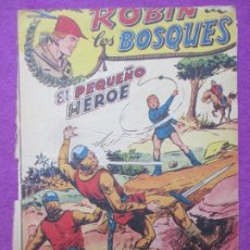 Tebeos: TEBEO ROBIN DE LOS BOSQUES Nº 56 EL PEQUEÑO HEROE ED. FERMA ORIGINAL. Lote 221912323