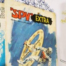 Tebeos: SPY N.º 3 CITA CON EL MIEDO ED. FERMA 1969 TACO. Lote 222491576