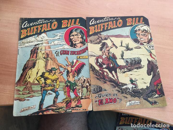 Tebeos: BUFFALO BILL LOTE 28, 40, 41, 46, 47, 48, 53, 55, 58, 60, 68 Y 72. (ORIGINAL FERMA) (COIB153) - Foto 5 - 223018948