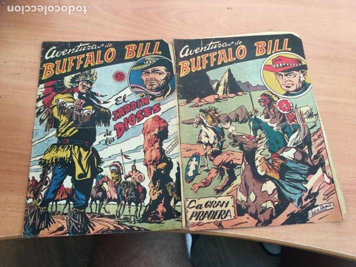 Tebeos: BUFFALO BILL LOTE 28, 40, 41, 46, 47, 48, 53, 55, 58, 60, 68 Y 72. (ORIGINAL FERMA) (COIB153) - Foto 8 - 223018948