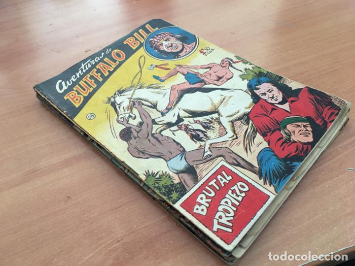 BUFFALO BILL LOTE 28, 40, 41, 46, 47, 48, 53, 55, 58, 60, 68 Y 72. (ORIGINAL FERMA) (COIB153) (Tebeos y Comics - Ferma - Otros)