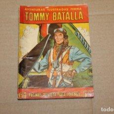 Tebeos: TOMMY BATALLA, AVENTURAS ILUSTRADAS FERMA Nº 31, EXCLUSIVAS FERMA. Lote 223674323