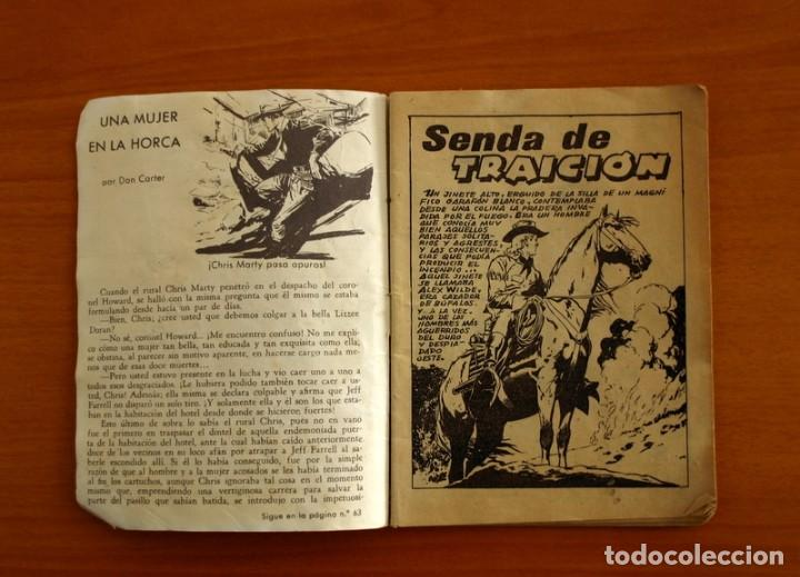 Tebeos: Gran Oeste - Nº 26, Senda de Traición - Novela - Editorial Ferma - Foto 2 - 224145606