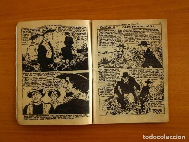 Tebeos: Gran Oeste - Nº 26, Senda de Traición - Novela - Editorial Ferma - Foto 3 - 224145606