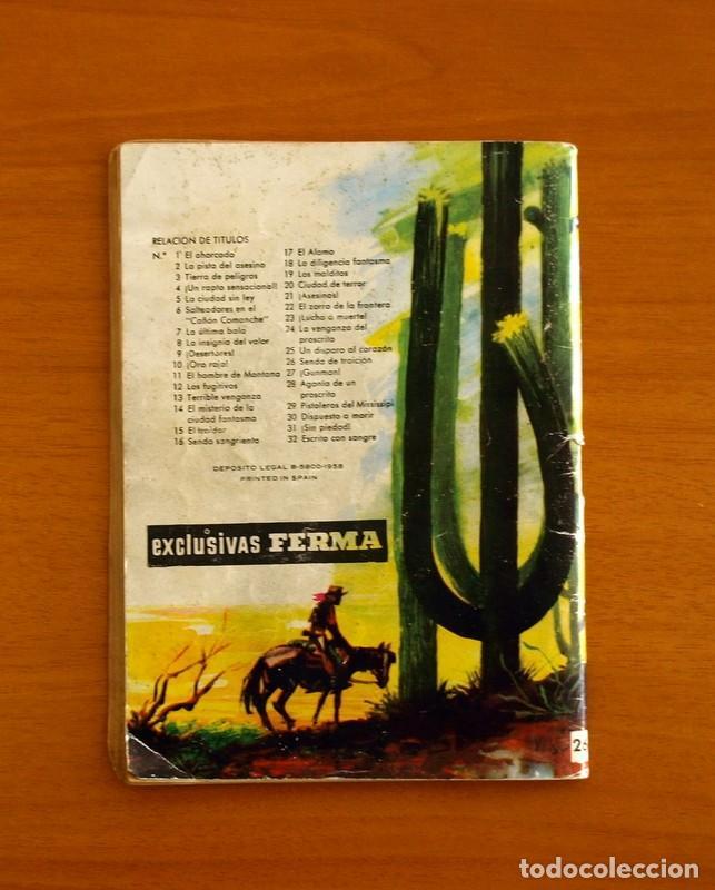 Tebeos: Gran Oeste - Nº 26, Senda de Traición - Novela - Editorial Ferma - Foto 4 - 224145606