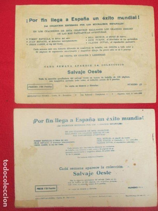 Tebeos: LOTE 8 TEBEOS EL PEQUEÑO TRAMPERO 2ª SERIE FERMA ORIGINAL - Foto 9 - 224958830