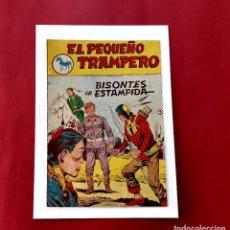 Tebeos: EL PEQUEÑO TRAMPERO Nº 9 ORIGINAL FERMA- 1957-. Lote 225787012