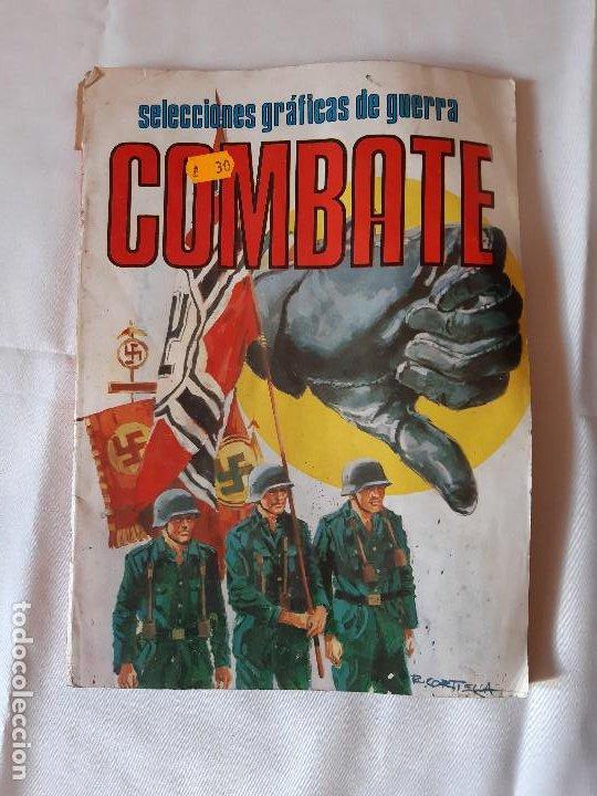 COMIC COMBATE, SELECCIONES GRAFICAS DE GUERRA. NUMERO 125. (Tebeos y Comics - Ferma - Combate)