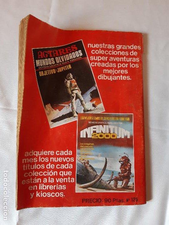 Tebeos: COMIC COMBATE, SELECCIONES GRAFICAS DE GUERRA. NUMERO 125. - Foto 2 - 225977070