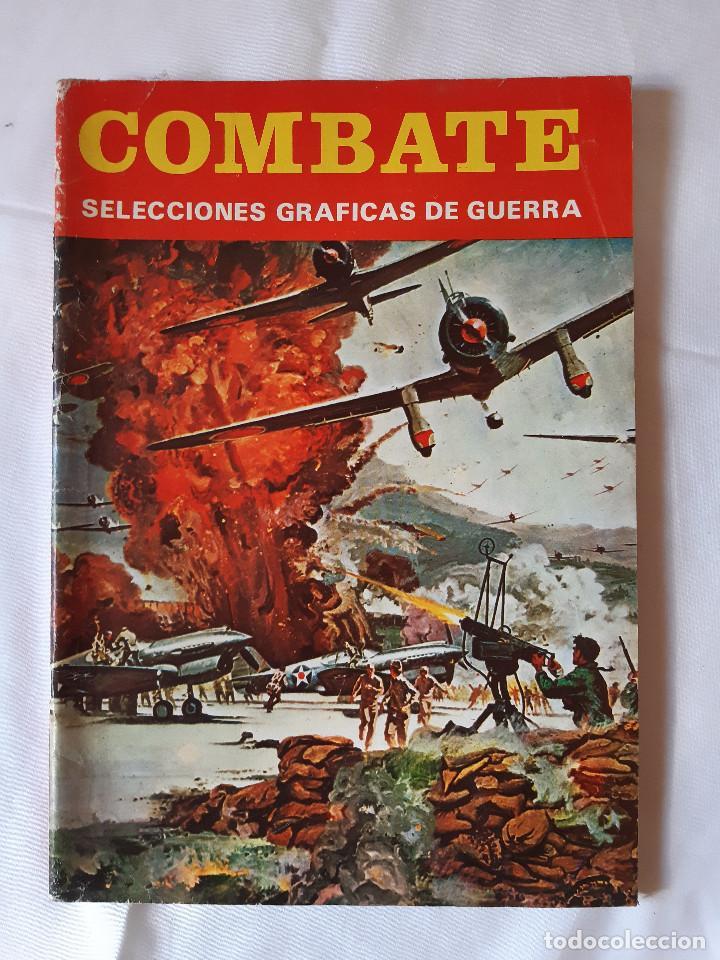 COMIC COMBATE, SELECCIONES GRAFICAS DE GUERRA. NUMERO 90. (Tebeos y Comics - Ferma - Combate)