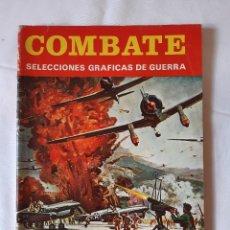 Tebeos: COMIC COMBATE, SELECCIONES GRAFICAS DE GUERRA. NUMERO 90.. Lote 225977917