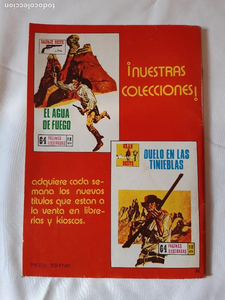 Tebeos: COMIC COMBATE, SELECCIONES GRAFICAS DE GUERRA. NUMERO 90. - Foto 2 - 225977917