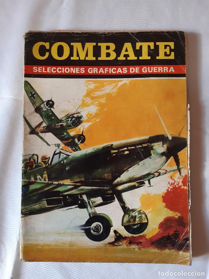 COMIC COMBATE, SELECCIONES GRAFICAS DE GUERRA. NUMERO 19. (Tebeos y Comics - Ferma - Combate)
