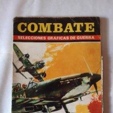 Tebeos: COMIC COMBATE, SELECCIONES GRAFICAS DE GUERRA. NUMERO 19.. Lote 225981762