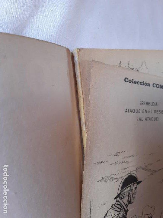 Tebeos: COMIC COMBATE, SELECCIONES GRAFICAS DE GUERRA. NUMERO 19. - Foto 5 - 225981762