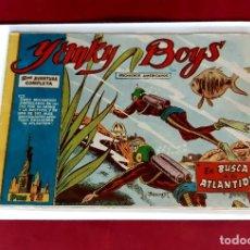 Tebeos: YANKY BOYS Nº 6 EDITA FERMA -UNICO EN T.C -DIFICIL -EXCELENTE ESTADO. Lote 226623205