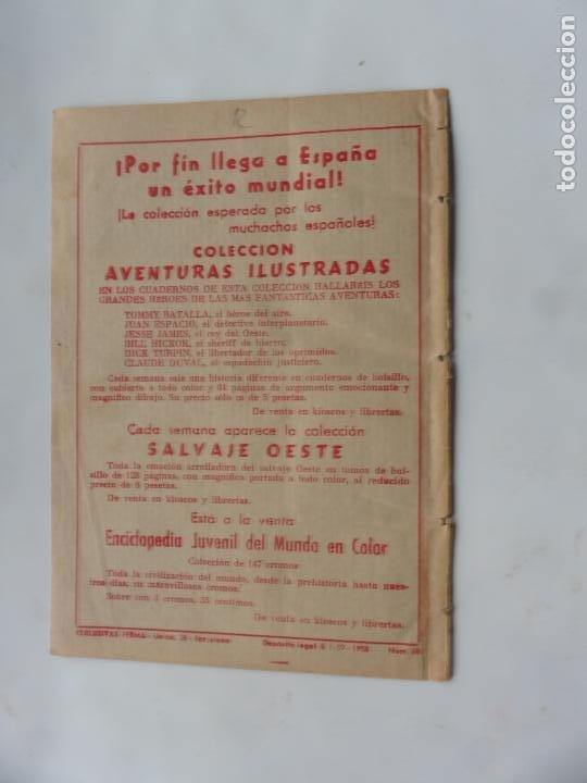 Tebeos: SUPER HOMBRE Nº 68 ULTIMO DE LA COLEC FERMA ORIGINAL - Foto 2 - 226758965