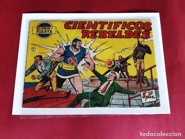 SUPER-FUERTE Nº 8 - ORIGINAL - FERMA - EXCELENTE ESTADO (Tebeos y Comics - Ferma - Otros)