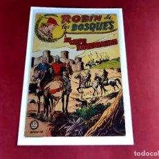 Tebeos: ROBÍN DE LOS BOSQUES Nº 54. FERMA 1956 -ORIGINAL-EXCELENTE ESTADO. Lote 226890445