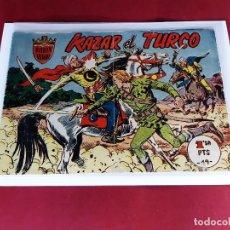 Tebeos: ROBIN HOOD Nº 19 - EDI. FERMA 1958-ORIGINAL -EXCELENTE ESTADO. Lote 226892140