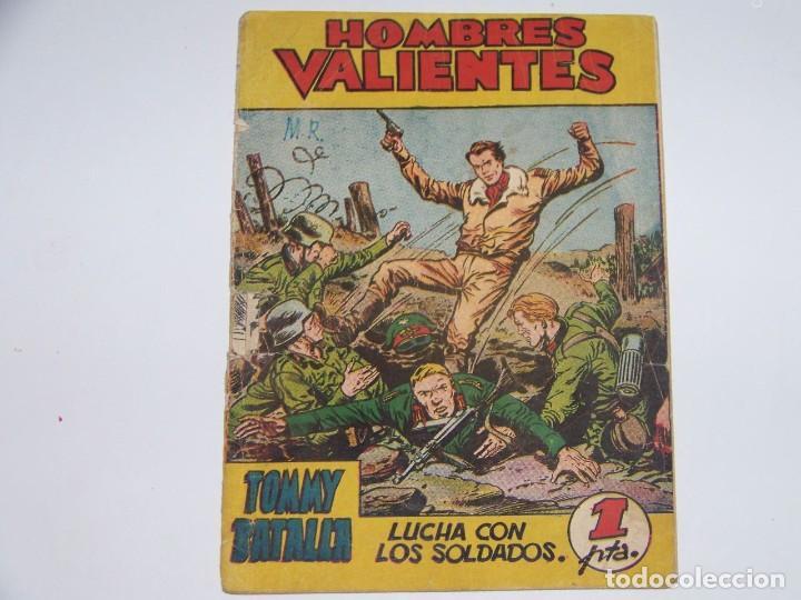 FERMA HOMBRES VALIENTES TOMMY BATALLA 3 (Tebeos y Comics - Ferma - Otros)