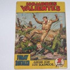 Tebeos: FERMA HOMBRES VALIENTES TOMMY BATALLA 3. Lote 226948360