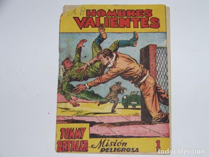 FERMA HOMBRES VALIENTES TOMMY BATALLA 10 (Tebeos y Comics - Ferma - Otros)