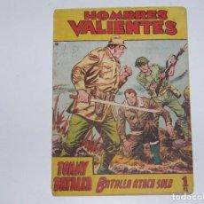 Tebeos: FERMA HOMBRES VALIENTES TOMMY BATALLA 15. Lote 226948575