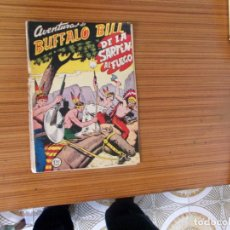 Tebeos: BUFFALO BILL Nº 11 EDITA FERMA. Lote 227121130