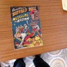 Tebeos: BUFFALO BILL Nº 27 EDITA FERMA. Lote 227121380