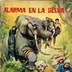 Tebeos: AVENTURAS ILUSTRADAS-FERMA- Nº 1 -ALARMA EN LA SELVA-1966-GRAN L.GUTIÉRREZ-ESCASO-CORRECTO-4105. Lote 227617830
