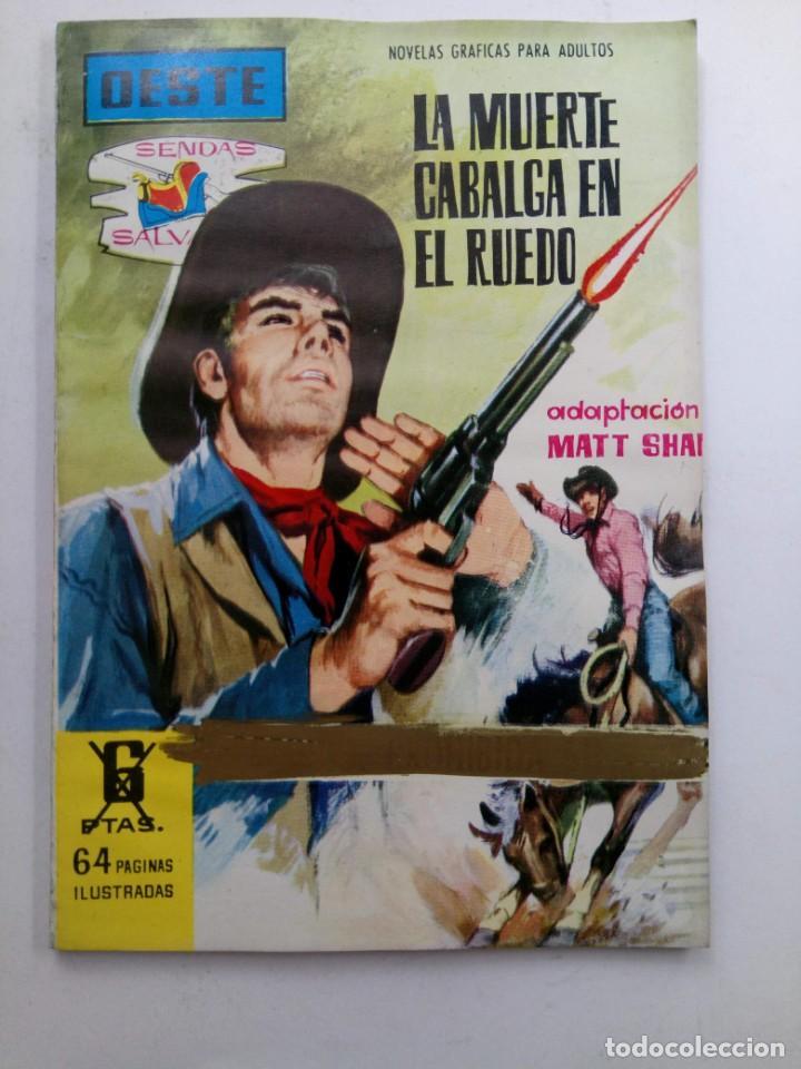 OESTE - LA MUERTE CABALGA EN EL RUEDO (Tebeos y Comics - Ferma - Otros)