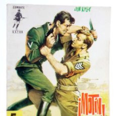 BDs: COMBATE EXTRA 9. ¡MOTÍN! (JIM KELLY) FERMA, 1962. Lote 227945368
