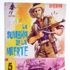 Tebeos: COMBATE EXTRA 1. LA SOMBRA DE LA MUERTE (AL SERMAN) FERMA, 1962. Lote 227945413