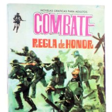 Tebeos: COMBATE 110. REGLA DE HONOR (MARCOS TANO) FERMA, 1962. Lote 228081633