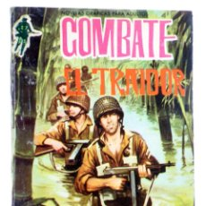 Tebeos: COMBATE 89. EL TRAIDOR (MATT SHANO) FERMA, 1962. Lote 228081637