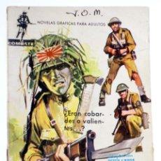 Tebeos: COMBATE 82. LOS HÉROES TIEMBLAN (PETER KAPRA) FERMA, 1962. Lote 228081642