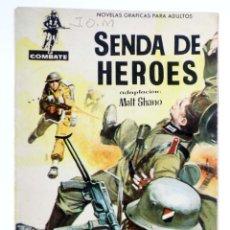 Tebeos: COMBATE 77. SENDA DE HEROES (MATT SHANO) FERMA, 1962. Lote 228081657