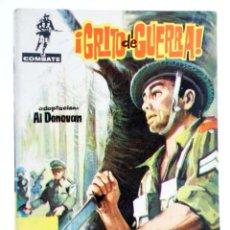Tebeos: COMBATE 64. ¡GRITO DE GUERRA! (AL DONOVAN) FERMA, 1962. Lote 228081667