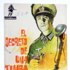 Tebeos: COMBATE 49. EL SECRETO DE UNA TUMBA (MATT SHANO) FERMA, 1962. Lote 228081697