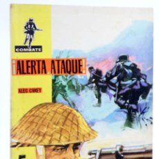 Tebeos: COMBATE 36. ¡ALERTA ATAQUE! (ALEC CAREY) FERMA, 1962. Lote 228081707