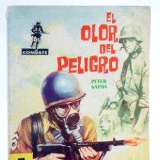 BDs: COMBATE 31. EL OLOR DEL PELIGRO (PETER KAPRA) FERMA, 1962. Lote 228081722