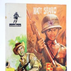 Tebeos: COMBATE 28. EL IMPLACABLE (MATT SHANO) FERMA, 1962. Lote 228081737