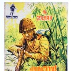 Tebeos: COMBATE 20. ¡INVASIÓN! (AL SERMAN) FERMA, 1962. Lote 228081742