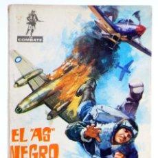 Tebeos: COMBATE 17. EL AS NEGRO (WAN KORWAN) FERMA, 1962. Lote 228081757