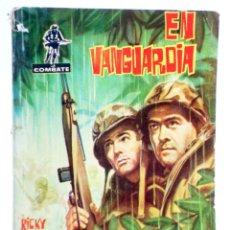 Tebeos: COMBATE 12. EN VANGUARDIA (RICKY DICKINSON) FERMA, 1962. Lote 228081777