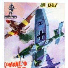 Tebeos: COMBATE 3. COMANDO AÉREO (JIM KELLY) FERMA, 1962. Lote 228081787