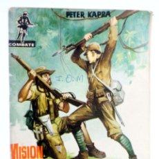 Tebeos: COMBATE 2. MISIÓN DESESPERADA (PETER KAPRA) FERMA, 1962. Lote 228081798