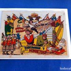 Tebeos: D´ARTAGNAN Y LOS TRES MOSQUETEROS.FERMA 1955. Nº 14- MUY BUEN ESTADO- ORIGINAL-. Lote 229539295
