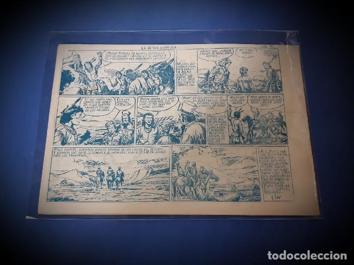 Tebeos: EL PEQUEÑO TRAMPERO Nº 20 -ORIGINAL IMPECABLE ESTADO-LEER DESCRIPCION- - Foto 3 - 230052830